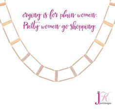 SHOP NOW at www.jenkdesignsny.com #diamond #ladder #necklace #tgif #jenk #holiday #love #summer (it's still summer!)