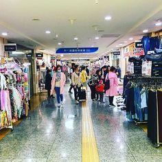 Underground Shopping Seoul - #seoul #korea #travel #traveling #underground #shopping #shops #travelblog #travellicious #subway #instagood #trip #photography #fun #travelling #tourism #Regram via @travelliciousblog