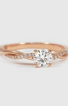 Wedding Rings Simple, Beautiful Wedding Rings, Wedding Rings Rose Gold, Wedding Rings Vintage, Bridal Rings, Vintage Engagement Rings, Wedding Jewelry, Wedding Bands, Gold Jewelry
