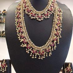 Guttapusalu Haram | Buy Online Designer Jewellery | Elegant Fashion Wear