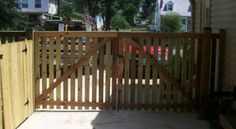 Privacy #fences serve many purposes. Check all of them out here and repin! | Falls Church, VA | Beitzell Fence