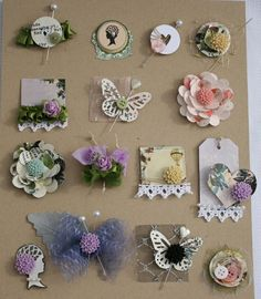 not chipboard... can be done TO chipboard.