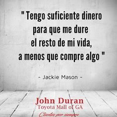 "0 Likes, 1 Comments - John Duran (@johndurantoyota) on Instagram: ""#modoahorro #savingmodeon . John Duran Toyota Mall of GA - Clientes por siempre!…"""