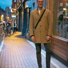 Double Breasted Suit, Ireland, Suit Jacket, Street Style, Suits, Winter, Jackets, Fashion, Winter Time