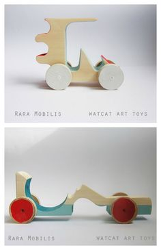 RARA MOBILIS by Wat Cat