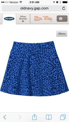 Rank #3 cute girly skirt that can go with a plain t shirt