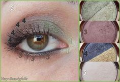 Make-up with Theodora Palette - Urban Decay !