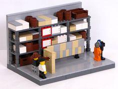 Lego mythbusters OMG