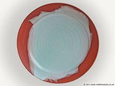 A plate a day.   Mathew Tyas.