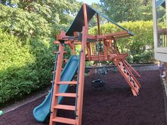 rubber mulch and rubber borders