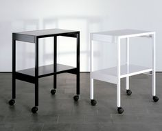 Serving Trolley | Tables | Products | Furniture | Lehni AG