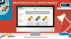 Rollover images allow more information to be displayed without cluttering the page. This article will go over how to create interactive rollover images in email that will scale with the width of your email. Email Marketing, Create, Image