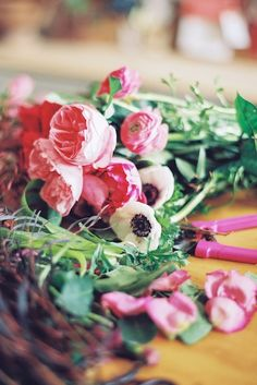 Floral Class with The Nouveau Romantics   Camille Styles
