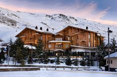 Best Luxury Ski Resort Sierra Nevada Spain