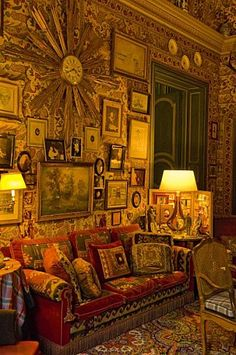 The Ornano Family's flat in Paris