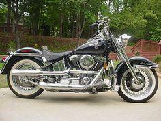 eBay: Harley-Davidson: Softail 1995 harley davidson softail nostalgia #harleydavidson usdeals.rssdata.net