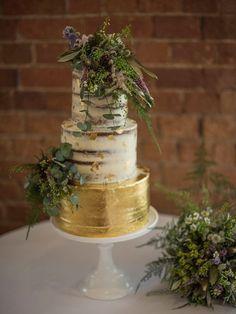 a0101e42d7ba2f 29 Best Gold Leaf Cakes images