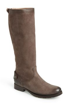 Frye boots for fall.