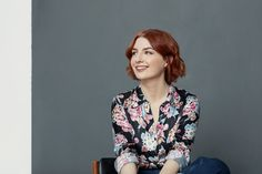 Broadcaster Alice Levine talks self-criticism and cutting herself some slack Tv Presenters, Fantasy Women, Character Costumes, Celebs, Celebrities, Reality Tv, Celebrity Style, Short Hair Styles, Hair Cuts