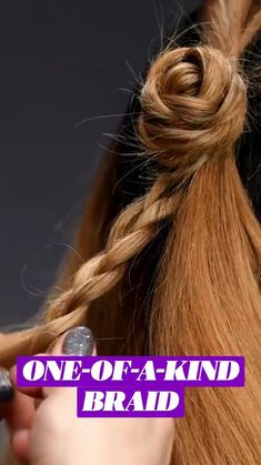 Volleyball Hairstyles, Sporty Hairstyles, Easy Hairstyles For Long Hair, Diy Hairstyles, Pretty Hairstyles, Hairstyles Videos, Athletic Hairstyles, Hair Videos, Hair Strand