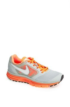 Free shipping and returns on Nike 'Zoom Vomero+ 8' Running Shoe (Women) at Nordstrom.com. A full-length Cushlon midsole provides responsive, low-profile cushioning in a lightweight runner designed to wrap the foot with a secure, glovelike fit. Nike Zoom units and a flexible outsole soften impact and encourage a natural stride.