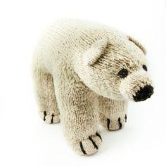 wool bear