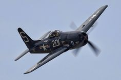 /by mvonraesfeld #flickr #plane #ww2 #F8F #Bearcat #USNAVY