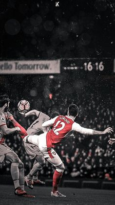 Unforgettable goal by Giroud / Puskas winner for 2017 ! Football Is Life, Football Art, Fantasy Football, Arsenal Fc Players, Arsenal Football, Giroud Arsenal, Arsenal Wallpapers, Football Wallpaper, Fernando Torres