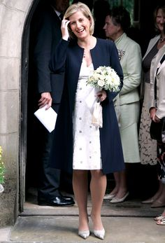 Sophie, Countess of Wessex - Prince Edward's wife was 42 when James was born in 2007.