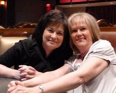 Kathy and Mary.