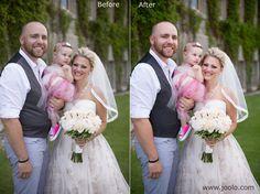 Wedding Photography Editing / Retouching | Trim belly fat | Skin tone retouching | Color correction