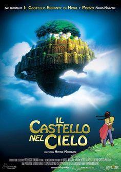 Il Castello nel Cielo   Studio Ghibli