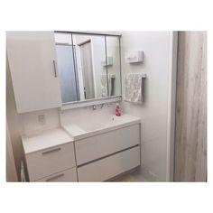 Vanity, Bathroom, House, Instagram, Dressing Tables, Washroom, Powder Room, Home, Vanity Set
