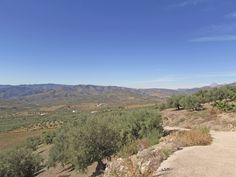 En nuestra casa rural Cerro Alcolea puedes disfrutar de estas espectaculares vistas