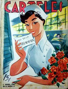 Carteles, edicion 1 de junio 1952,