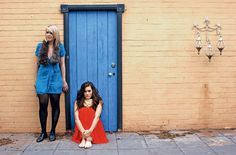 Adelaide band Echo and the Empress. As seen in the Adelaide* magazine, August 2012 issue.