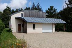 Maison bois France 1