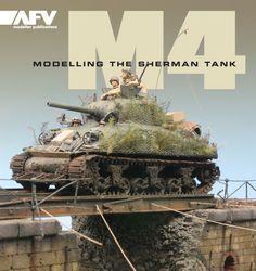 Scale Model of Sherman