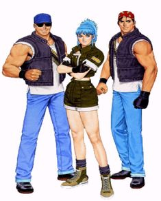 King Of Fighters, Fighting Games, Manga, Game Character, Graphic Art, Fanart, Winter Jackets, Fictional Characters, Manga Art