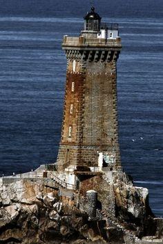 Pointe du Raz in France