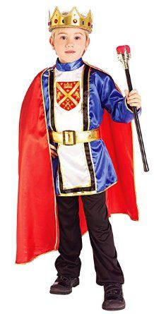 Amazon.com Kids Royal King Costume - Child Large Toys u0026 Games  sc 1 st  Pinterest & diy medieval costume kids - Bing Images | Magic Tree House ...