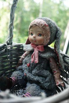 Купить Зося - авторская ручная работа, авторская кукла, ручная авторская работа