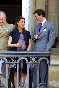 Princess Marie Photos: Danish Royal Family Celebrates Queen Margrethe II Of Denmark's Birthday