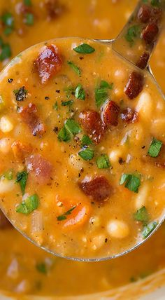 Bean and Bacon Soup                                                                                                                                                                                 More