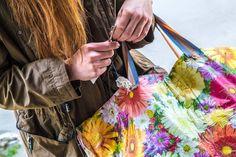 DIY Τσάντα Ραμμένη στο Χέρι - WakeUpCut
