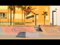 Welcome Skateboarding - The Best of the Week Clip