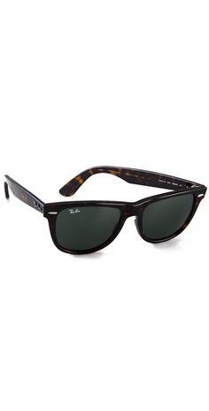 Ray-Ban Outsiders Oversized Wayfarers Sunglasses