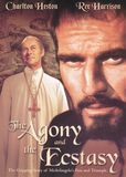 The Agony and the Ecstasy [DVD] [Eng/Fre/Spa] [1965]