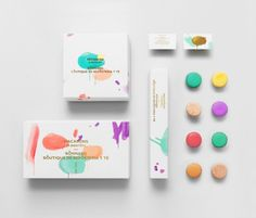 Designed by Anagrama. Bonnard is a Mexican french-inspired tea and confectionary shop.