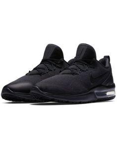Nike Men's Air Max Fury Running Sneakers from Finish Line | macys.com